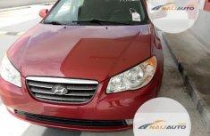 Foreign Used Hyundai Elantra 2008 Model Red