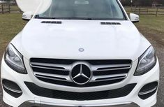 Tokunbo Mercedes-Benz GLE-Class 2017 Model White
