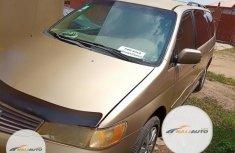 Nigeria Used Honda Odyssey 2004 LX  Gold