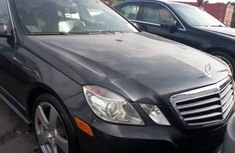 Neat Foreign used Mercedes-Benz E350 2010