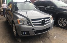 2011 Mercedes Benz GLK 350 4MATIC Foreign Used Grey