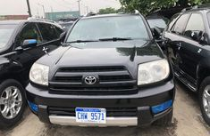 Used 2005 Toyota 4Runner Foreign Black for Sale in Lagos
