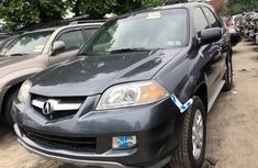 2006 Acura MDX Foreign Used Grey for Sale