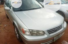 Nigeria Used Toyota Camry 2002 Model Silver