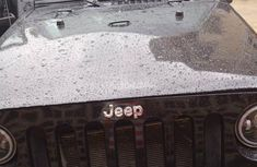 Nigeria Used Jeep Wrangler Sport 2010 Model Black