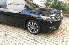 Tokunbo Honda Accord 2013 Model Black
