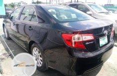Nigeria Used Toyota Camry 2013 Model Black