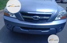 Foreign Used Kia Sorento 2008 Model Blue