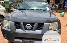 Foreign Used Nissan Xterra 2007 Model Grey
