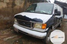 Nigeria Used Ford E-150 2003 Model Blue
