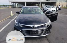 Foreign Used Toyota Avalon 2018 Model Black