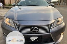 Foreign Used Lexus ES 350 2015 Grey