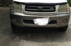 Nigeria Used Toyota Sequoia 2004 Model White