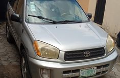 Used Toyota Rav4 for Sale 2003 Silver Naija Used