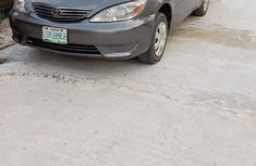 Nigeria Used Toyota Camry 2004 LE Gray Colour