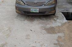Nigeria Used Toyota Camry Silver 2003 Sedan in Lagos