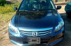 2008 Honda Accord Foreign Used Blue for Sale