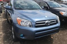 Foreign used 2008 Toyota RAV4