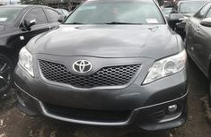Foreign Used Toyota Camry Sports 2010 Model Grey