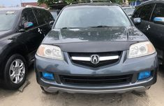 2005 Acura MDX Foreign Used Grey for Sale