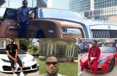 The Koko Master, D'banj cars and house revealed