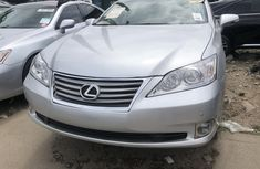 Used Lexus ES350 Foreign 2008 Model Silver for Sale