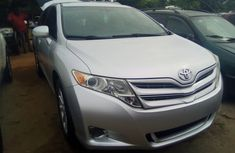 Used Toyota Venza Foreign 2010 Model Silver for Sale