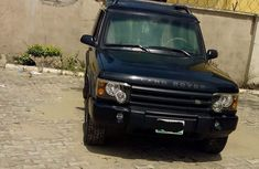 Used Rand Rover for Sale in Nigeria Discovery II 2005