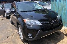 Used Toyota RAV4 for Sale Foreign 2015 Model Black
