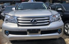 Used Lexus GX 460 for Sale Foreign 2012 Model Silver