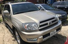 Used 2005 Toyota 4Runner Foreign Gold for Sale