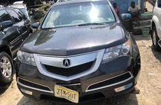 2011 Acura MDX Foreign Used Grey for Sale in Lagos