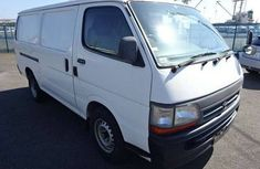Toyota HiAce 1999 price in Nigeria - What the van driver community expects the most