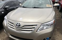 Used Toyota Camry Foreign 2008 Model Gold for Sale