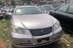 2007 Lexus ES 350 Foreign Used Model Silver for Sale
