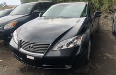 Used Lexus ES 350 Foreign 2008 Model Black