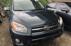 Used Toyota RAV4 for Sale Foreign 2010 Model Green