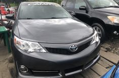 Used Toyota Camry Foreign 2013 Model Grey for Sale