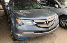 2008 Used Acura MDX Foreign Blue for Sale