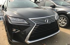 Foreign used 2017 LEXUS RX350