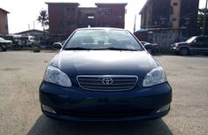 Foreign Used 2006 Toyota Corolla