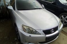 2006 Lexus IS XE20 Foreign Used Silver Fore Sale