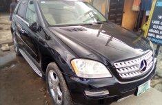 Mercedes Benz ML350 Nigeria Used 2006 Model Black