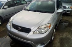 Used Toyota Matrix Foreign 2008 Model Silver