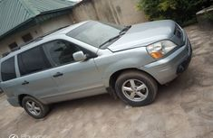 2003 Honda Pilot Nigeria Used Silver for Sale