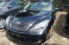 Lexus ES 330 Foreign Used 2006 Model Black