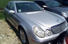 Used Mercedes Benz C320 Foreign 2005 Model Silver