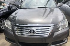 2007 Toyota Avalon Foreign Used Limited Edition Grey