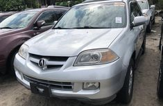 2005 Acura MDX Foreign Used  Silver for Sale in Lagos