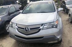 2008 Acura MDX Foreign Used SUV Silver Colour